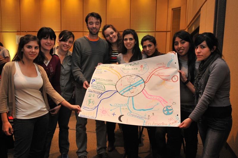 CONSEJO PROF. CS. ECS. CABA - VII Encuentro de Jovenes Profesionales