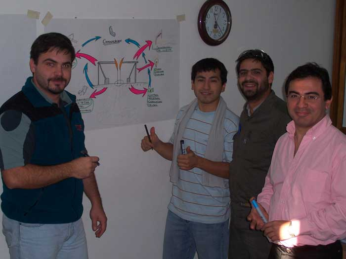 LUFKIN S.A. Trabajo-en-Equipo 2007-