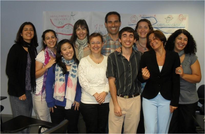 Gestión de Equipos de Alto Rendimiento CPCE CABA octubre 2012