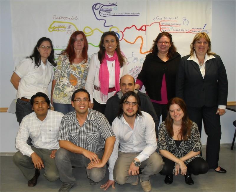 Gestión de Equipos de Alto Rendimiento - CPCE CABA - mayo 2013 - aQesí!