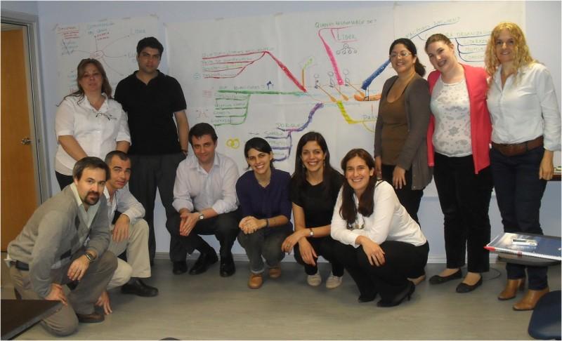Consejo Profesional de Ciencias Económicas CABA - Gestión de Equipos de Alto Rendimiento - noviembre 2012